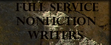 Full Service Nonfiction Writers