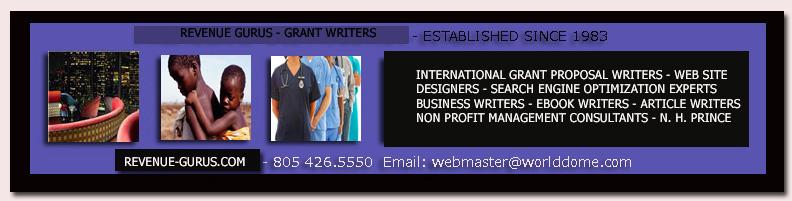 Grant Proposal Writer